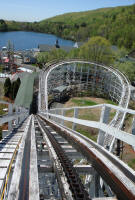 Wildcat, Lake Compounce Park, Bristol, CT